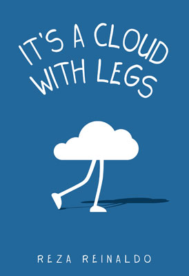 It's A Cloud With Legs