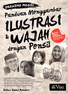 panduan-menggambar-ilustrasi-&-wajah-dg-pensil